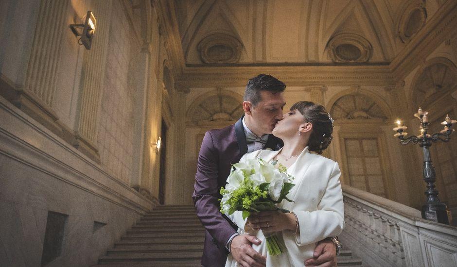 Il matrimonio di Luca  e Francesca  a Milano, Milano