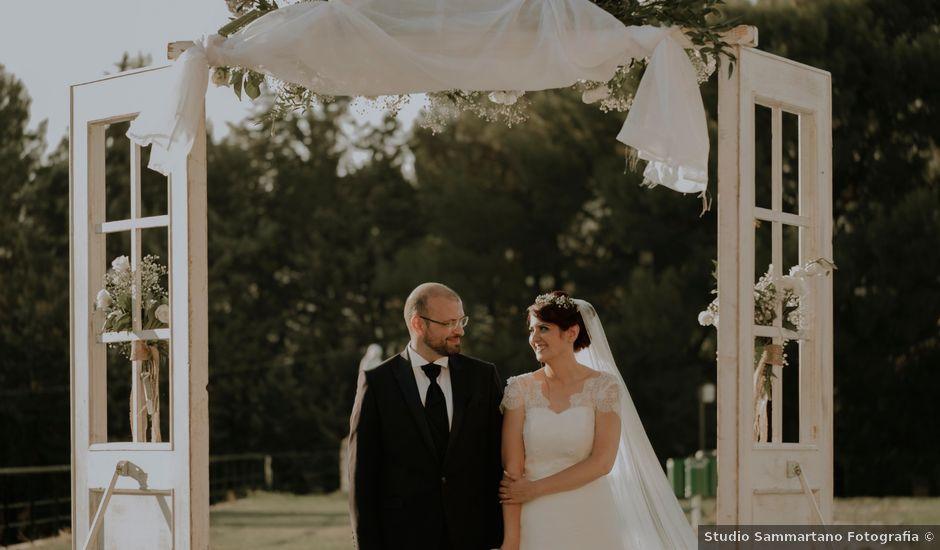 Il matrimonio di Gery e Cosima a Bolognetta, Palermo