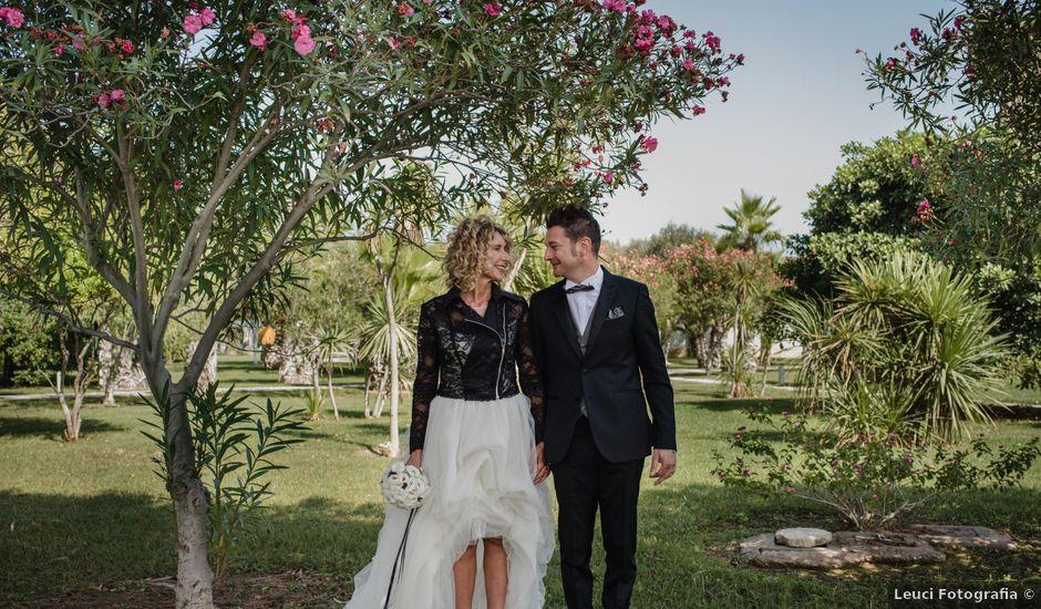 Il matrimonio di Donato e Lorenza a Brindisi, Brindisi