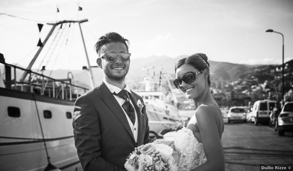 Il matrimonio di Matteo e Gaia a Sanremo, Imperia