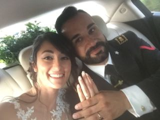Le nozze di Giulia  e Danilo