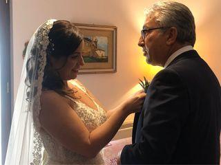Le nozze di Oriana e Bruno 1