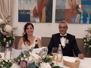 Le nozze di Oriana e Bruno