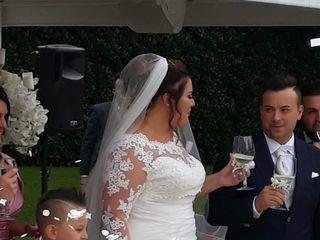 Le nozze di Ilenia e Manuel 2