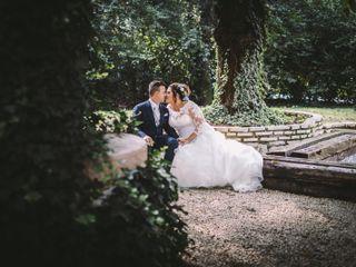 Le nozze di Ilenia e Manuel