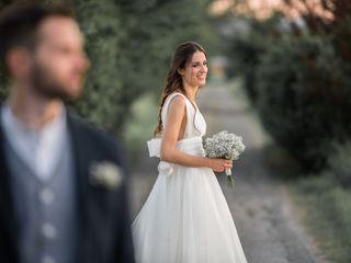 Le nozze di Cecilia e Eric