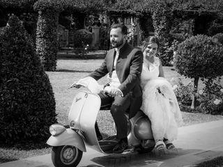 Le nozze di Damiano e Gabriella