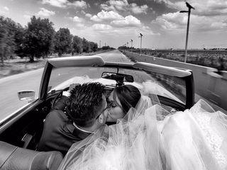 Le nozze di Mariangela e Angelo