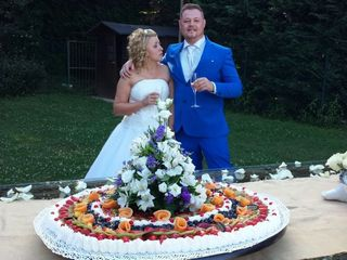 Le nozze di Jessica e Valentino