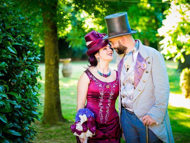 Il matrimonio di Riccardo e Valentina a Arezzo, Arezzo 6