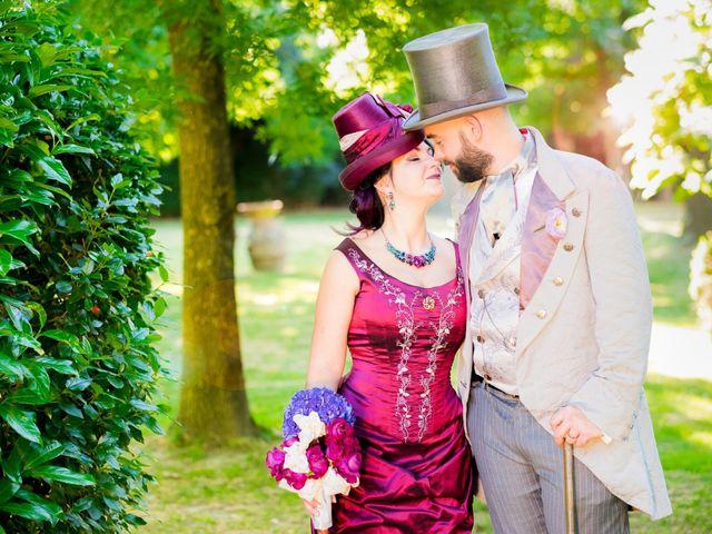 Il matrimonio di Riccardo e Valentina a Arezzo, Arezzo 1