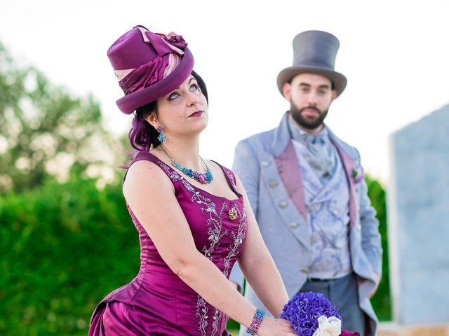 Il matrimonio di Riccardo e Valentina a Arezzo, Arezzo 13