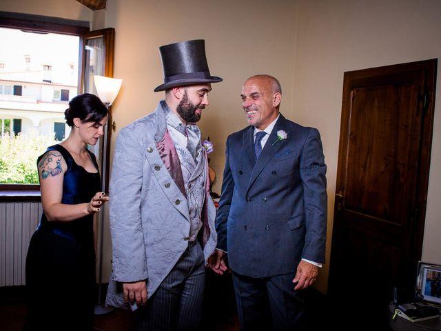 Il matrimonio di Riccardo e Valentina a Arezzo, Arezzo 18