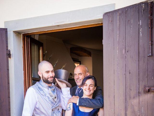 Il matrimonio di Riccardo e Valentina a Arezzo, Arezzo 20
