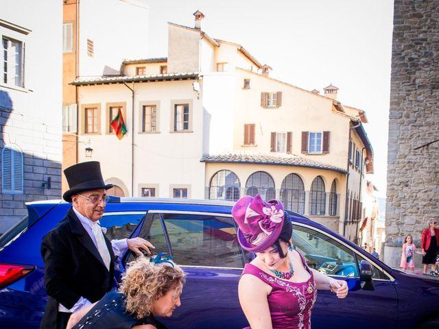 Il matrimonio di Riccardo e Valentina a Arezzo, Arezzo 34