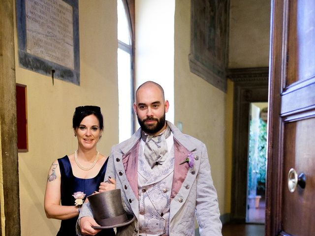 Il matrimonio di Riccardo e Valentina a Arezzo, Arezzo 35