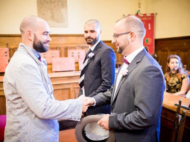 Il matrimonio di Riccardo e Valentina a Arezzo, Arezzo 37