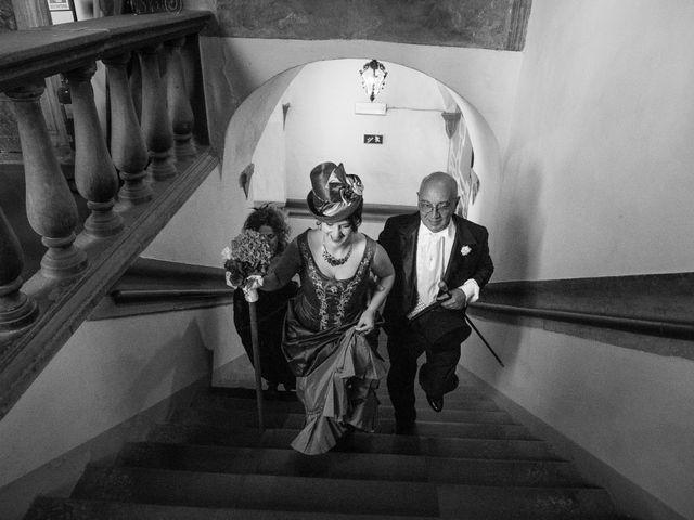 Il matrimonio di Riccardo e Valentina a Arezzo, Arezzo 39