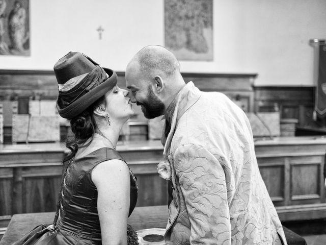 Il matrimonio di Riccardo e Valentina a Arezzo, Arezzo 40