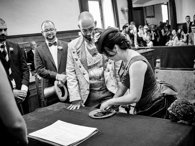 Il matrimonio di Riccardo e Valentina a Arezzo, Arezzo 41