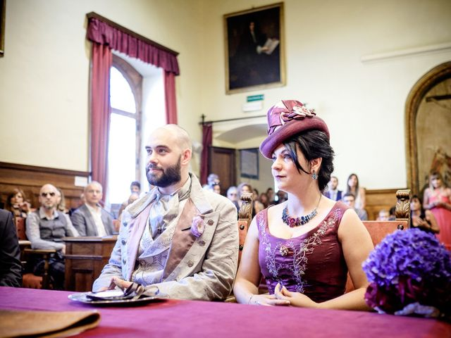 Il matrimonio di Riccardo e Valentina a Arezzo, Arezzo 42