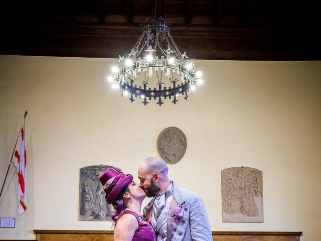 Il matrimonio di Riccardo e Valentina a Arezzo, Arezzo 43