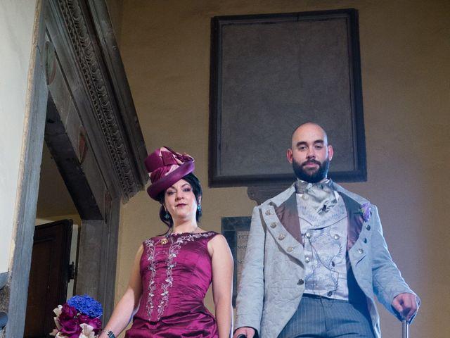 Il matrimonio di Riccardo e Valentina a Arezzo, Arezzo 46