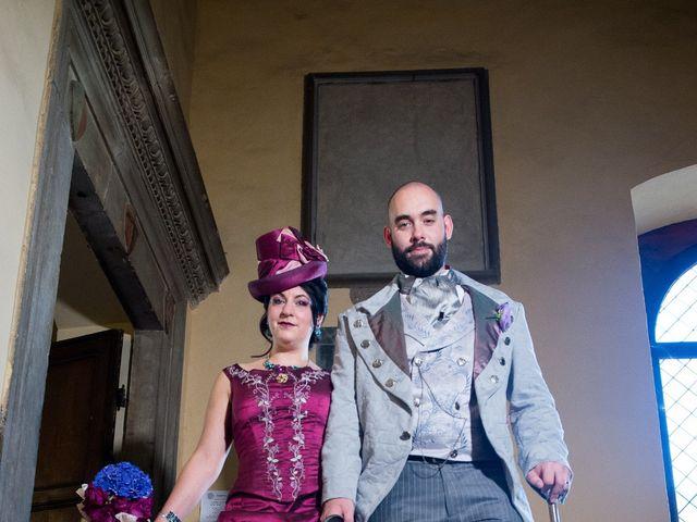 Il matrimonio di Riccardo e Valentina a Arezzo, Arezzo 47