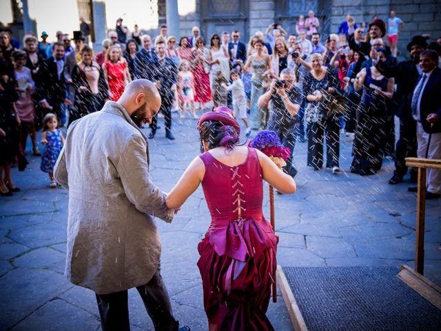 Il matrimonio di Riccardo e Valentina a Arezzo, Arezzo 49
