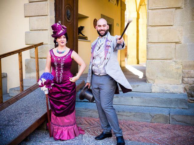 Il matrimonio di Riccardo e Valentina a Arezzo, Arezzo 50