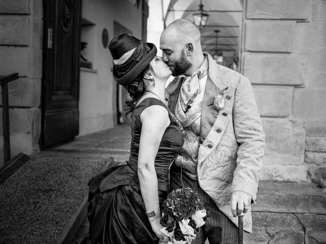 Il matrimonio di Riccardo e Valentina a Arezzo, Arezzo 51