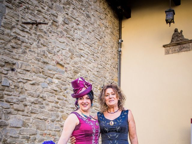 Il matrimonio di Riccardo e Valentina a Arezzo, Arezzo 52