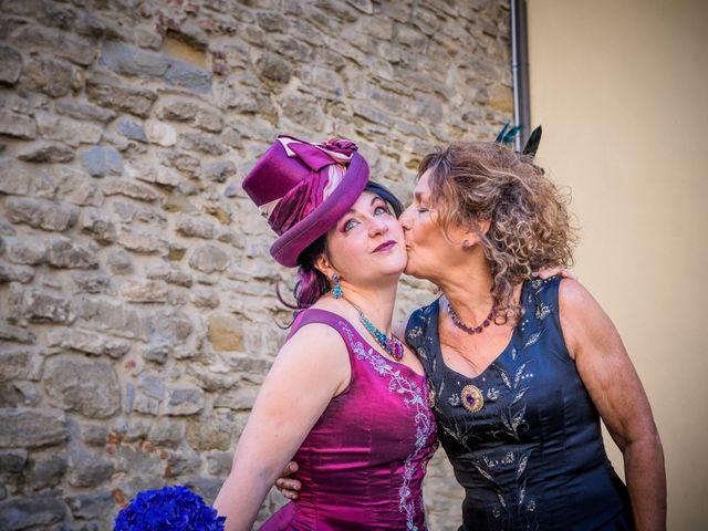 Il matrimonio di Riccardo e Valentina a Arezzo, Arezzo 53