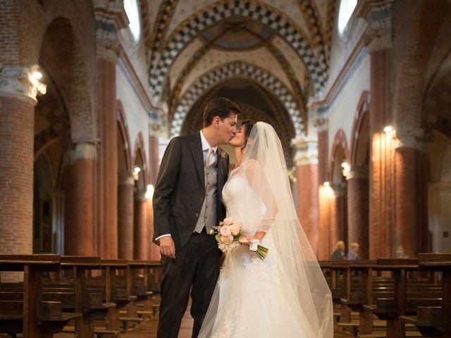 Le nozze di Cristina e Renato