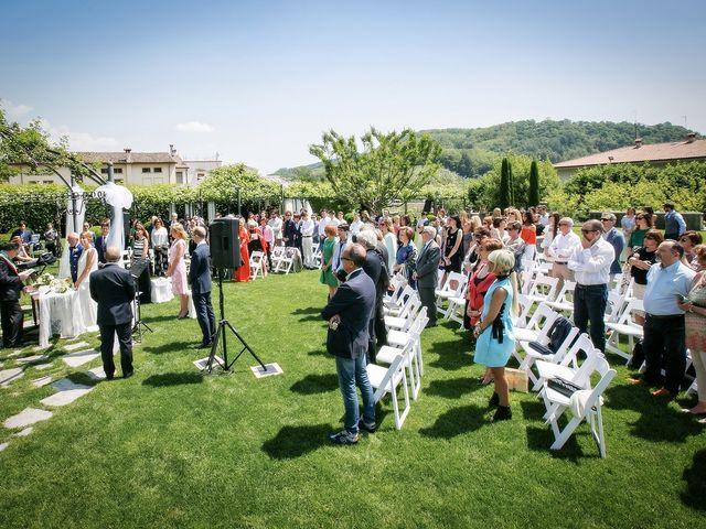 Il matrimonio di Giorgio e Benedetta a Miane, Treviso 8