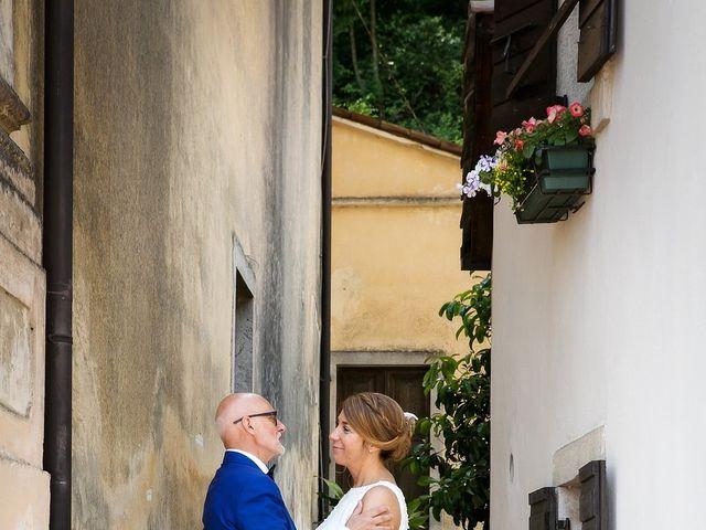 Il matrimonio di Giorgio e Benedetta a Miane, Treviso 13