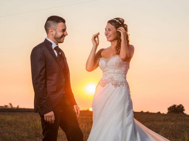 Le nozze di Gioia e Carmelo