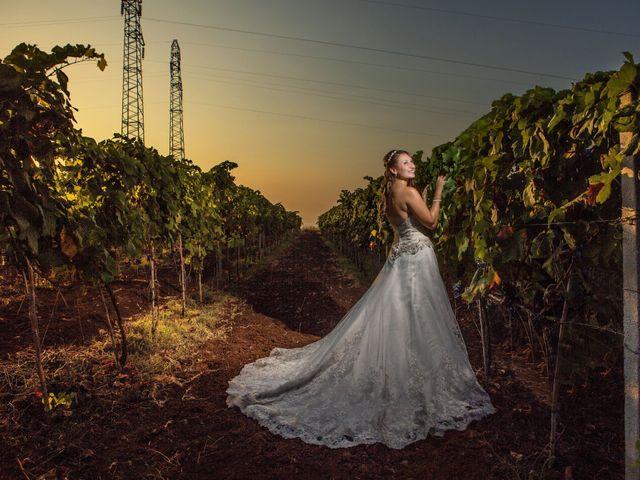 Il matrimonio di Carmelo e Gioia a Fabrizia, Vibo Valentia 4
