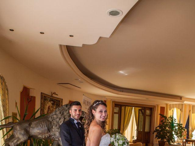 Il matrimonio di Carmelo e Gioia a Fabrizia, Vibo Valentia 23