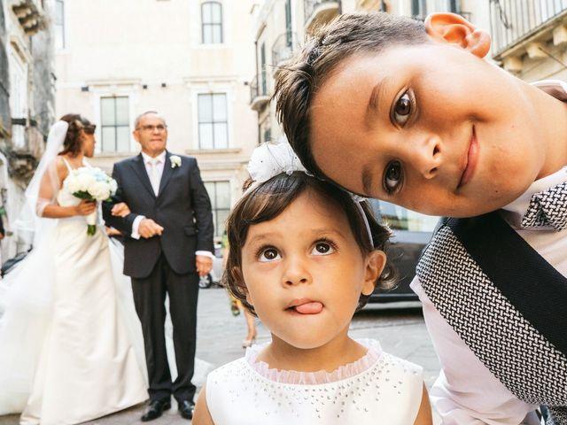 Il matrimonio di Carmelo e Maricetta a Siracusa, Siracusa 21