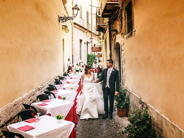le nozze di Maricetta e Carmelo