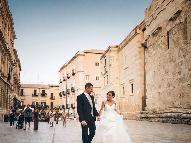 Il matrimonio di Carmelo e Maricetta a Siracusa, Siracusa 26
