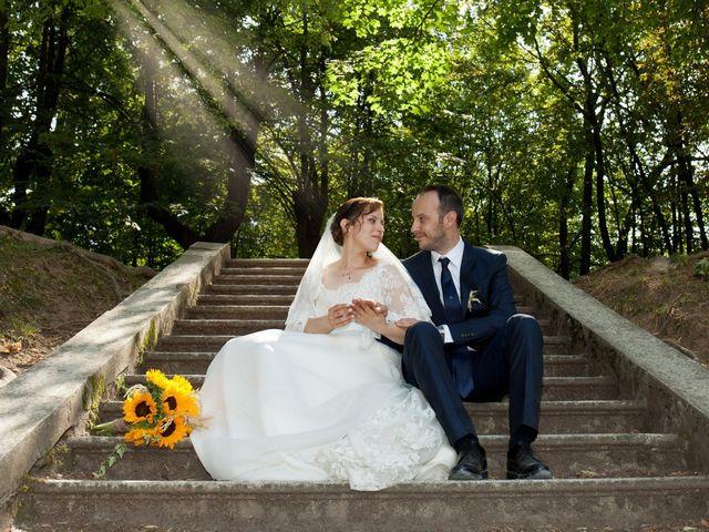 le nozze di Bettina e Paolo