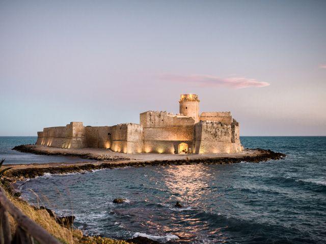 Il matrimonio di Giuseppe e Piera a Isola di Capo Rizzuto, Crotone 36
