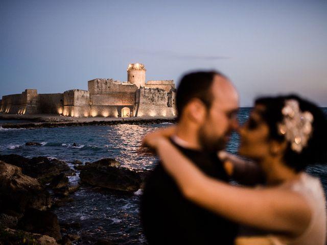 Il matrimonio di Giuseppe e Piera a Isola di Capo Rizzuto, Crotone 38