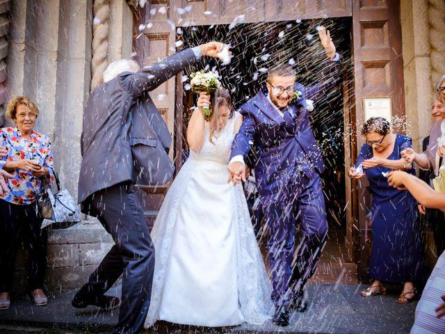 Le nozze di Claudia e Federico