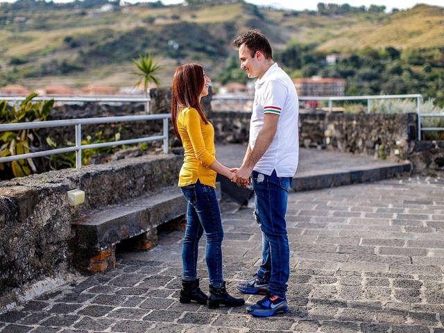 Il matrimonio di Lorenzo e Chiara a Raddusa, Catania 5