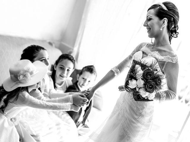 Il matrimonio di Lorenzo e Chiara a Raddusa, Catania 24