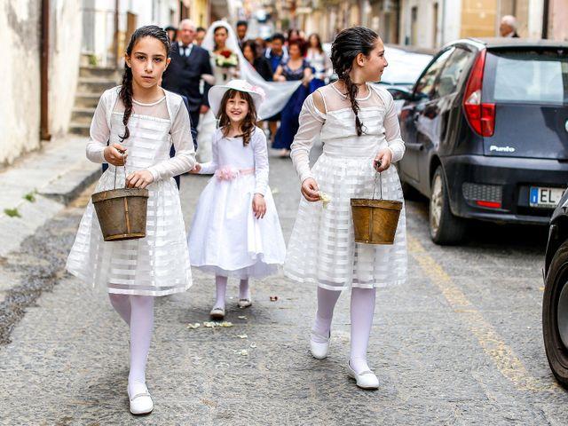 Il matrimonio di Lorenzo e Chiara a Raddusa, Catania 32