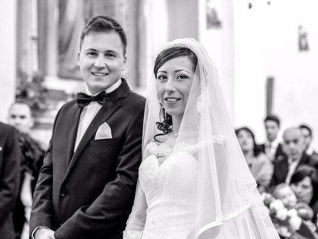 Il matrimonio di Lorenzo e Chiara a Raddusa, Catania 35
